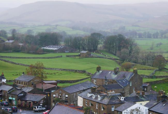 The Yorkshire Dales National Park Authority is being urged to take further steps to enable more young families to live in the area Picture: YDNPA