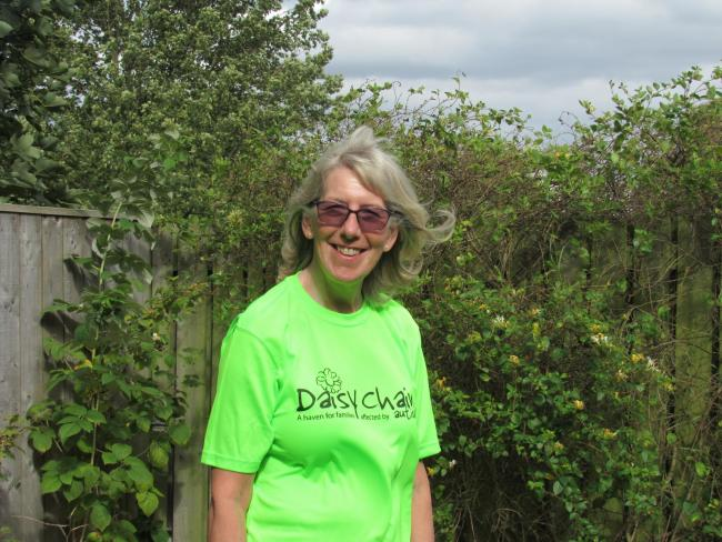 Alison Tasker, who will be walking the Inca Trail in Peru for charity