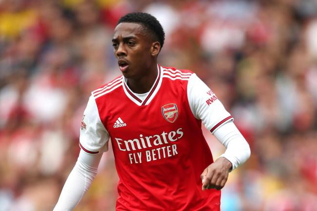 Arsenal's Joe Willock has committed his future to the club