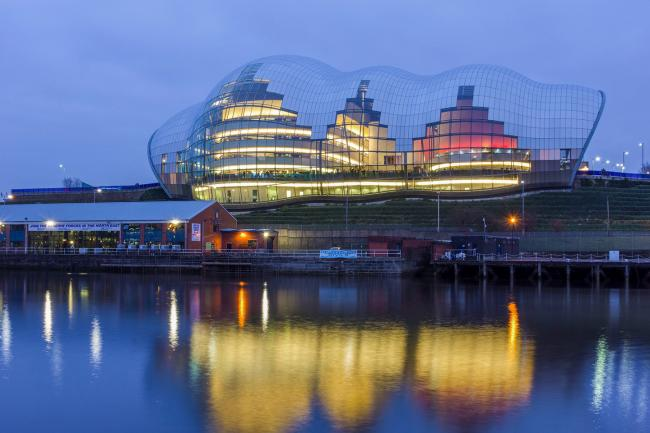 The Sage in Gateshead is putting on a programme of live concerts this autumn– Picture: Anth Wheeler