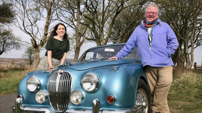 Phil Serrell and Steph Connell tour the North-East for a series of Antiques Road Trip