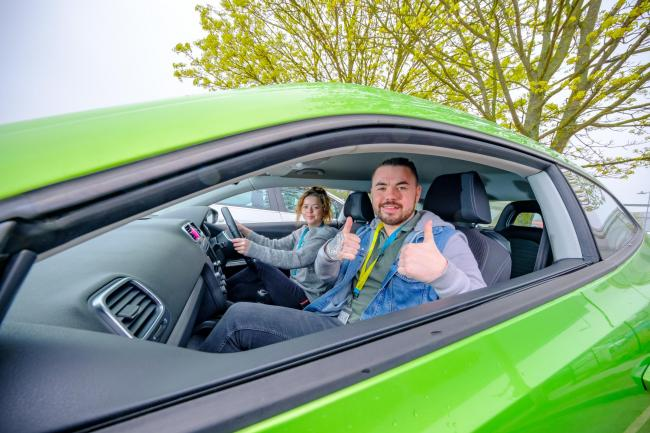 Car sharing reduces traffice congestion