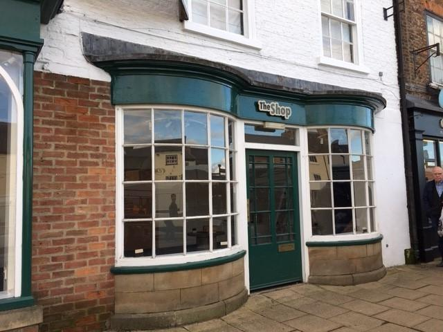 Mowbray school is to use The Shop in Bedale Market Place