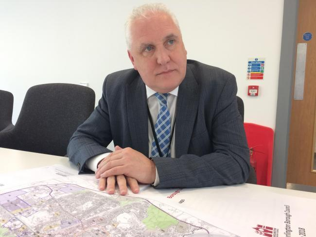 Darlington Borough Council planning policy manager David Hand