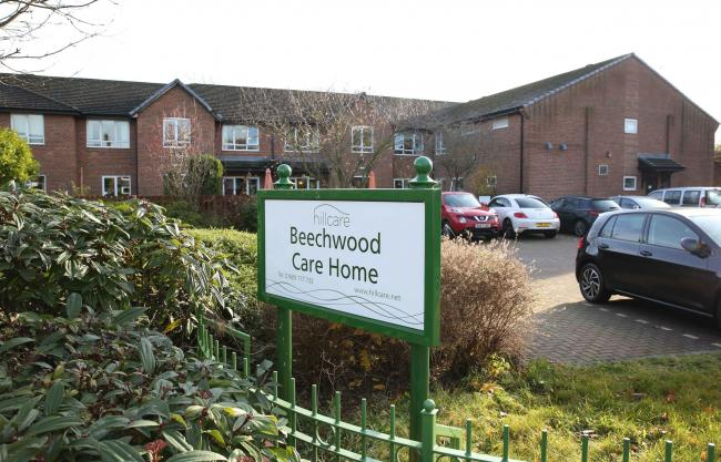 Beechwood Care Home which crashed from a 'Good' ratingPicture: RICHARD DOUGHTY