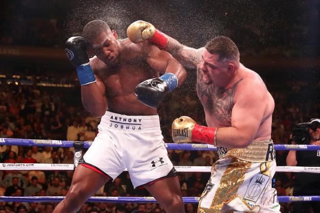 andy ruiz vs anthony joshua 2 fight time
