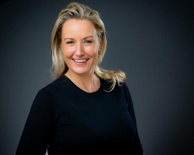 Europe CEO of Busy Bees, Cheryl Creaser