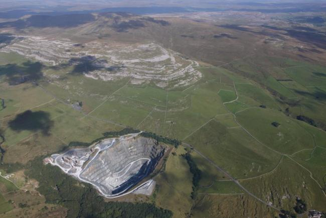 High quality roadstone could be extracted at Ingleton Quarry for another four years