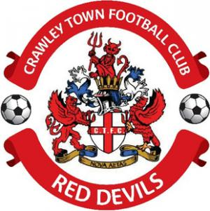 Football Team Logo for Crawley Town