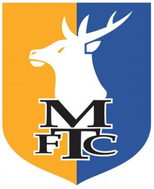 Football Team Logo for Mansfield Town