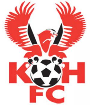 Football Team Logo for Kidderminster Harriers