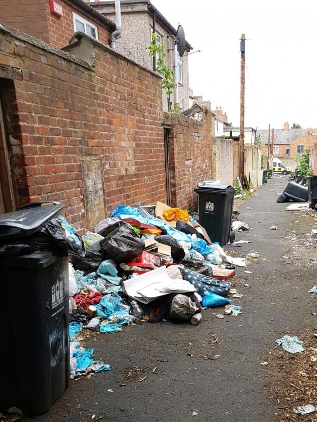 Darlington Borough Council have issued over £8000 in fines for fly tipping and littering over the past month