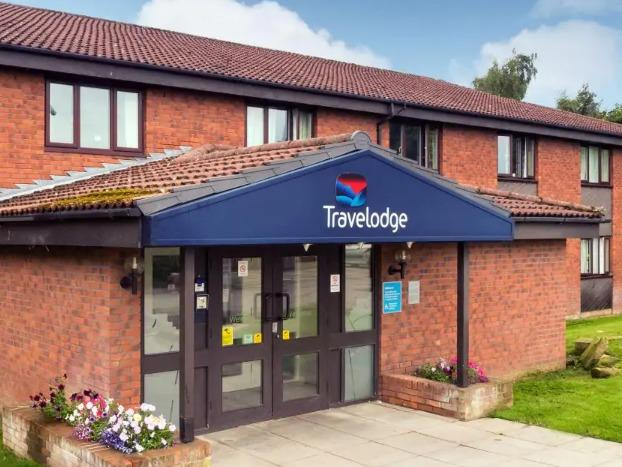 The Travelodge at Skeeby, Scotch Corner