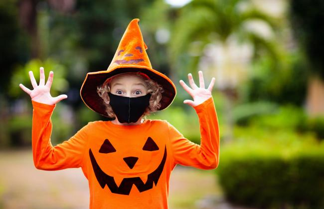 Stockton councillors have urged children not to trick or treat