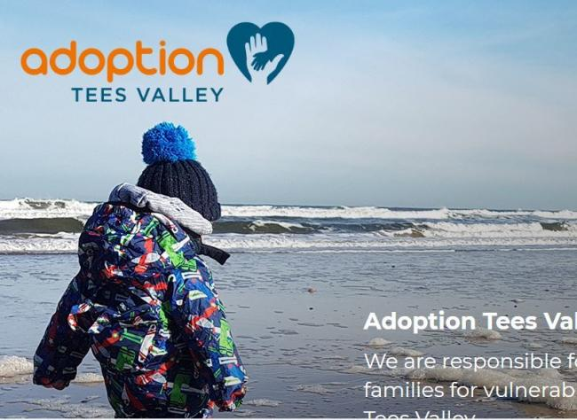Adoption Tees Valley, which is seeking to increase the speed in which children are adopted
