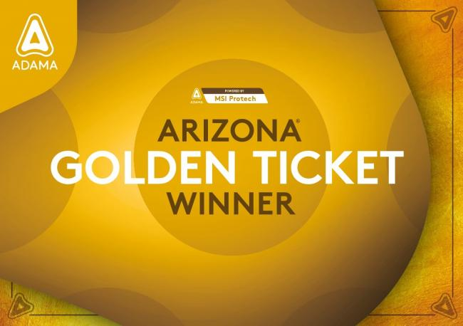 Adama's golden ticket