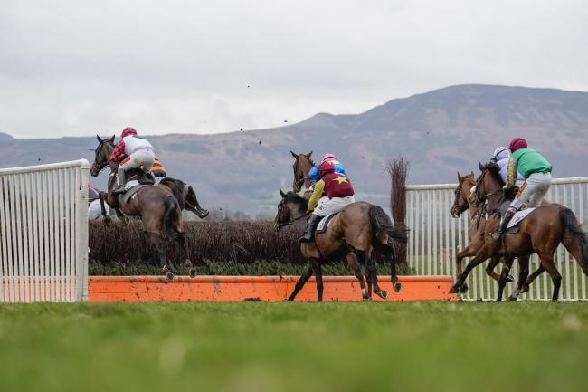 Hurworth Point to Point at Hutton Rudby will restart on Monday