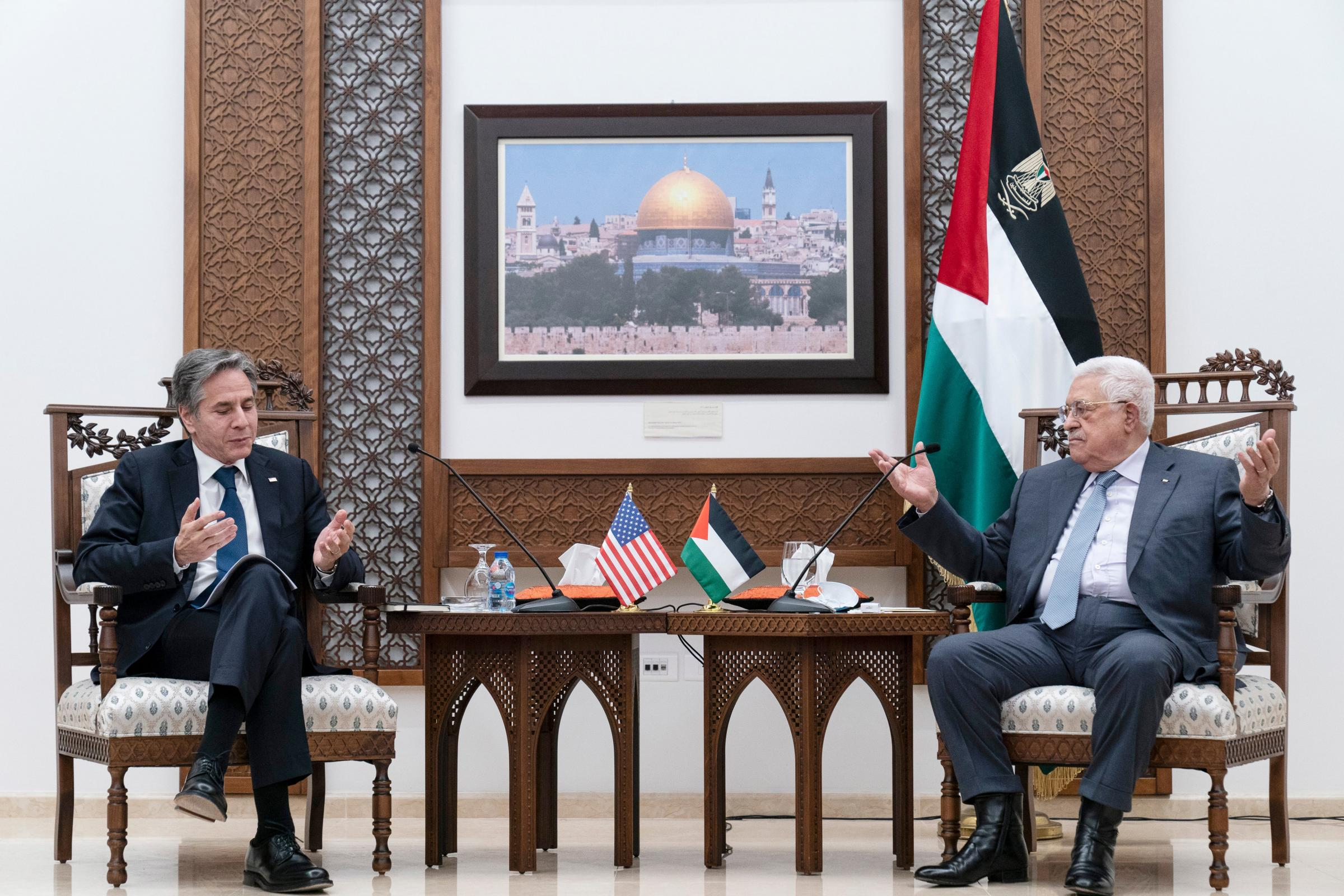 US to reopen Jerusalem consulate and upgrade Palestinian ties | Darlington and Stockton Times