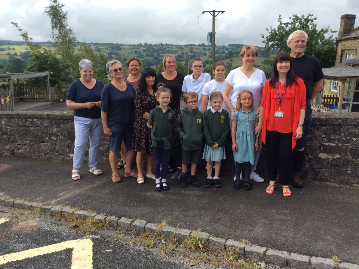 Doors close for last time at Kell Bank Primary School