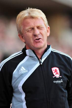 I didn't earn my money at Middlesbrough, admits Gordon Strachan