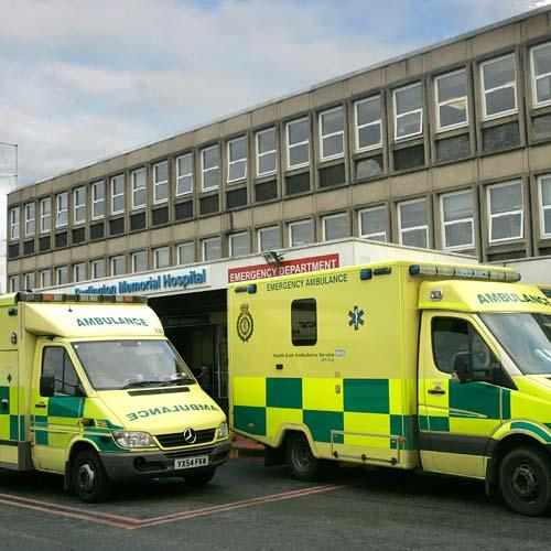 Darlington and Stockton Times: Prime Minister to investigate ambulance delays that left 85-year-old Darlington woman lying on the floor for five hours