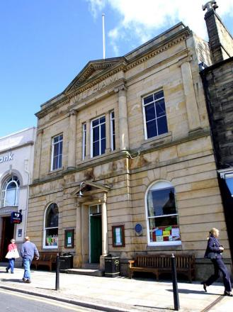 Teesdale arts complex bags property 'Oscar'