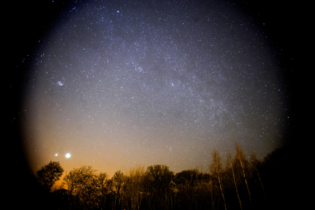 Free stargazing events in National Astronomy Week