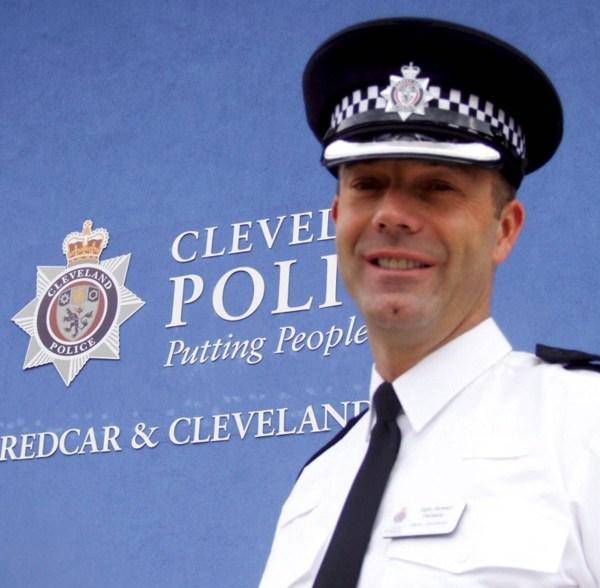 Detective Chief Superintendent Stewart Swinson