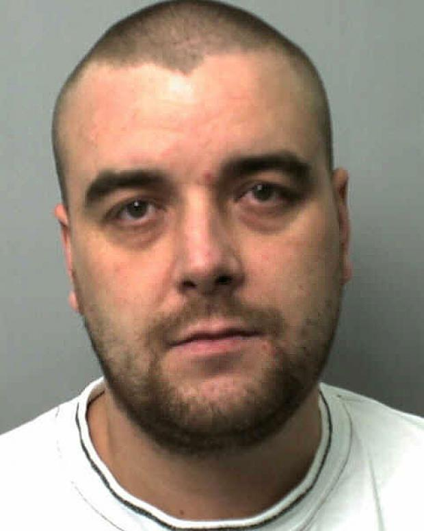 PRISON TERM: David Kemp was jailed for four years