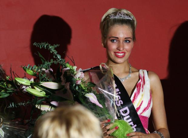Current Miss Durham Elleanor Ryan