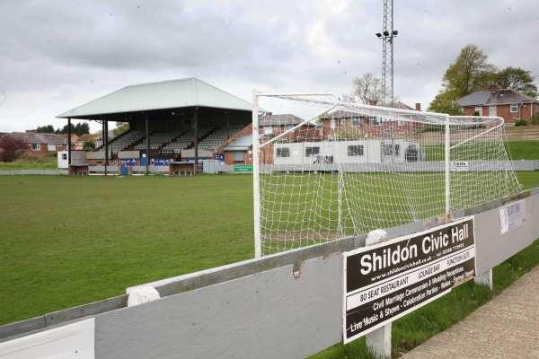 Shildon's Dean Street ground