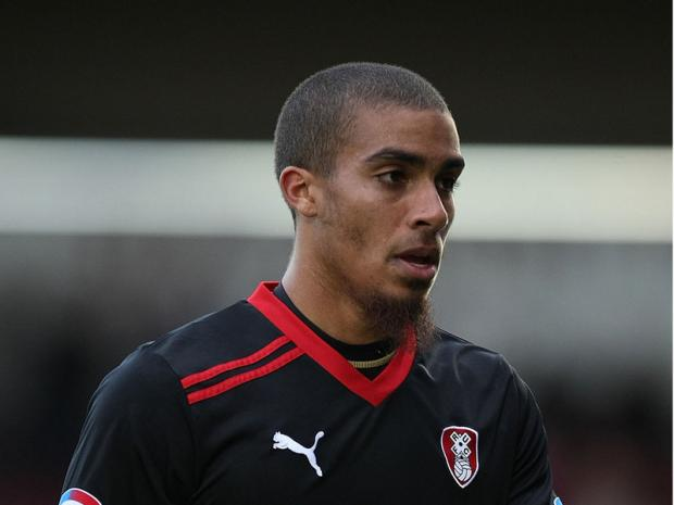 Darlington and Stockton Times: Lewis Grabban scored 21 goals for Rotherham last season