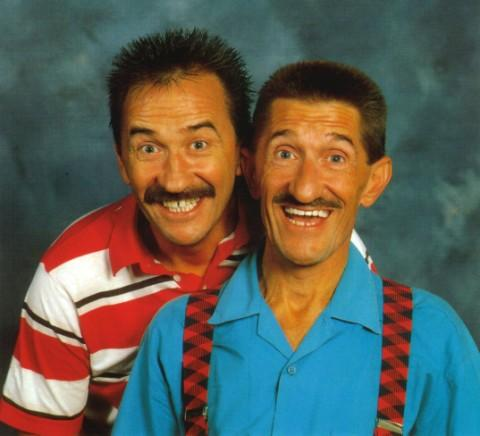 TO ME, TO YOU: The Chuckle Brothers