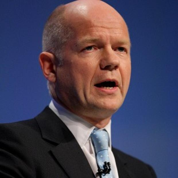Foreign Secretary William Hague has revealed Britain is to increase support for Syrian opposition forces