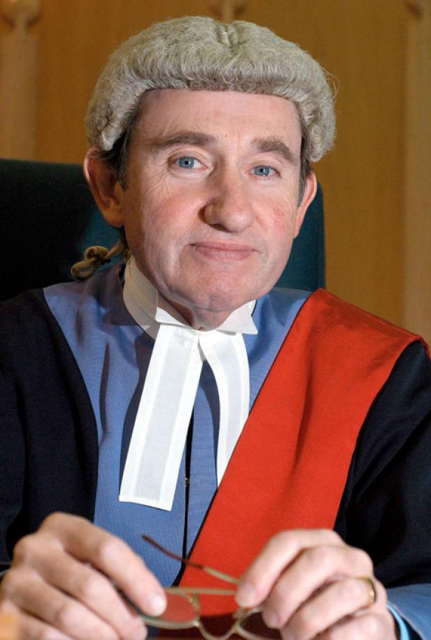 Judge Peter Bowers