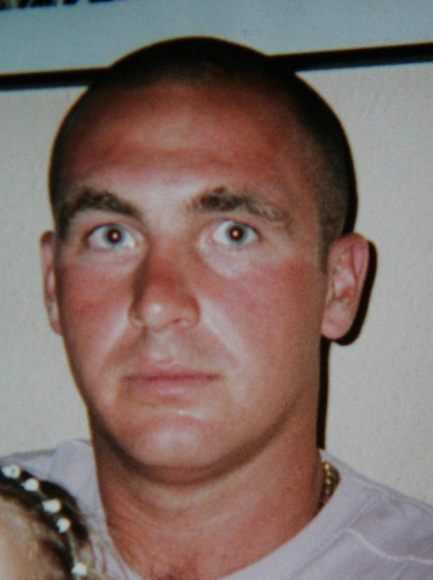 HIT ON HEAD: Bricklayer Kristian Norris died after being struck by a falling metal bar