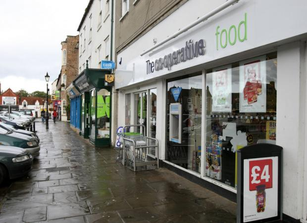 'HORRIFIC': The Co-op, in Market Place, Thirsk
