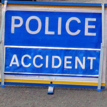 A66 accident