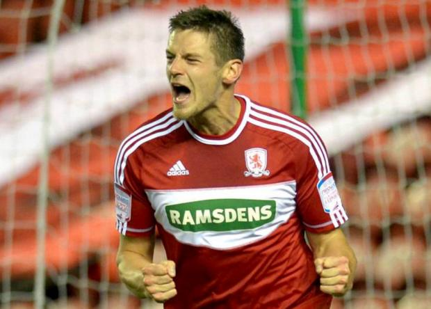 Jutkiewicz wants to stay at Boro, but