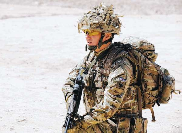 Catterick Black Rats up for the task in Helmand