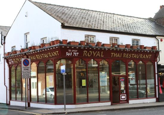 FOOD HYGIENE BREACHES: The Royal Thai Restaurant, in Parkgate, Darlington