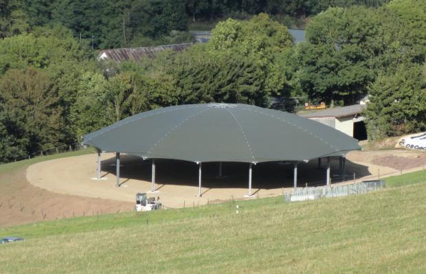 SUCCESS: The first Roundhouse to be built on mainland Europe