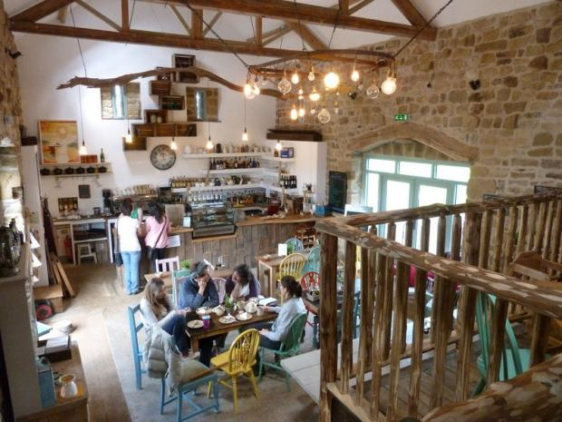 PRIZES: Bivouac cafe was one of the places that won an award from Ripon Civic Society