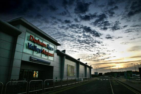 Middlesbrough councillor Chris Hobson has launched a petition named Keep open Teesside Airport