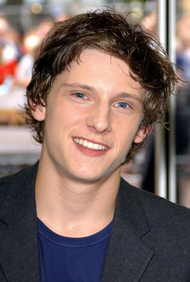 JAMIE BELL: Arriving for the UK Charity Premiere of Nicholas Nickleby at the Odeon West End,