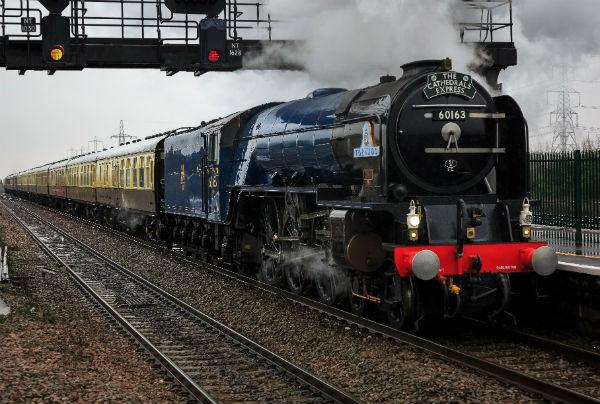Tornado's new blue livery is unveiled