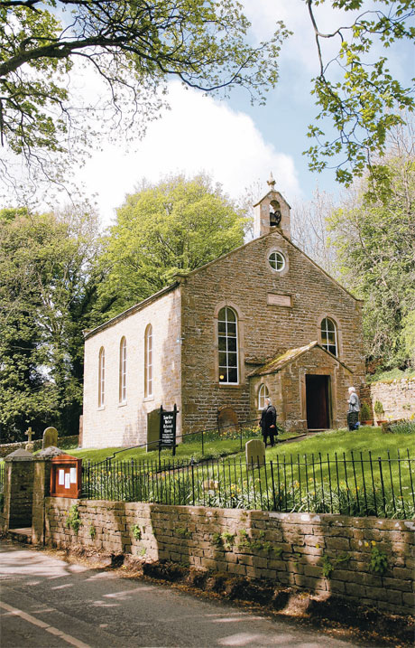 RECORDS: the United Reformed Church at Low Row in Swaledale – where people's names are not what they seem