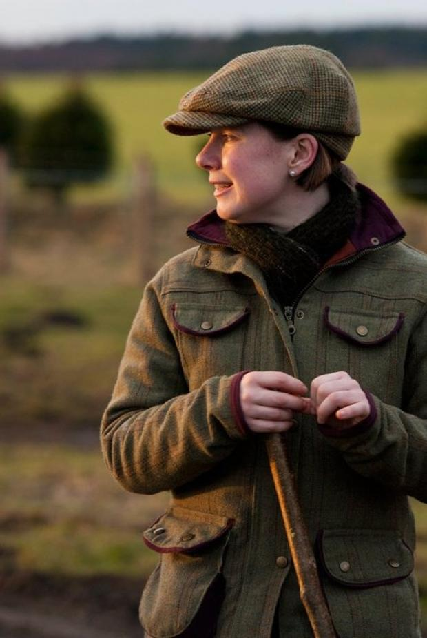 ROLE: Jennie Stafford is the new project officer for the Birds and Farm Landscapes project