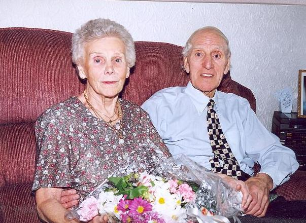 Jane and Ray Hubery, of Trimdon Village, who died earlier this month
