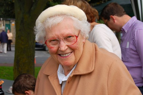 FORMER COUNCILLOR: Rosemary Boynton, who has died aged 89